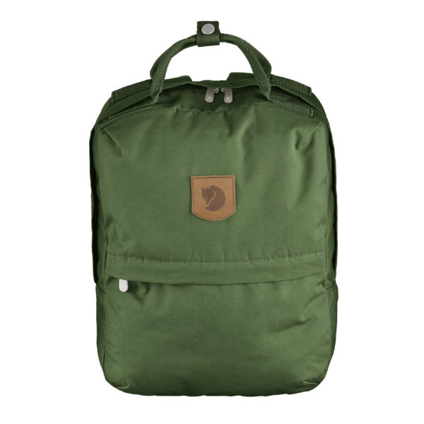 Fjallraven Greenland Zip Backpack Fern