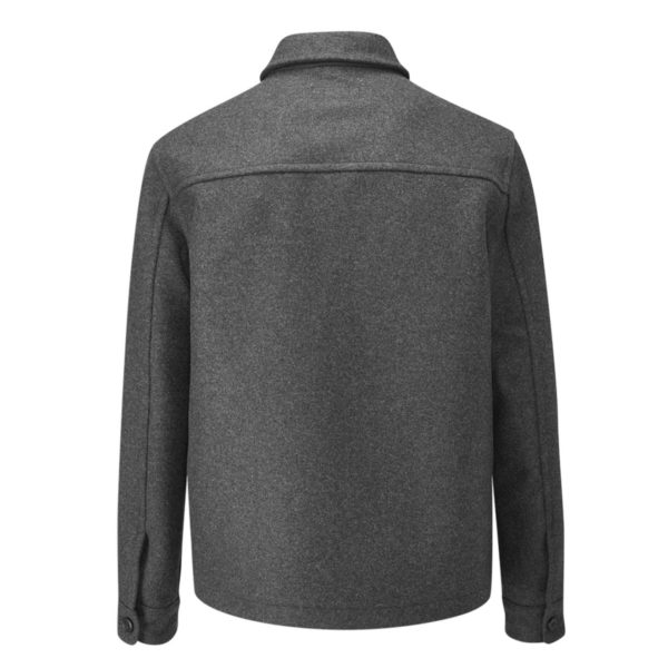 Gloverall Moss Jacket Charcoal 2