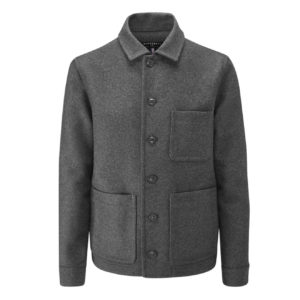 Gloverall Moss Jacket Charcoal