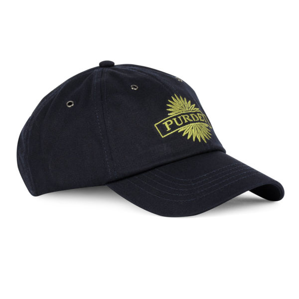 James Purdey Baseball Cap Navy