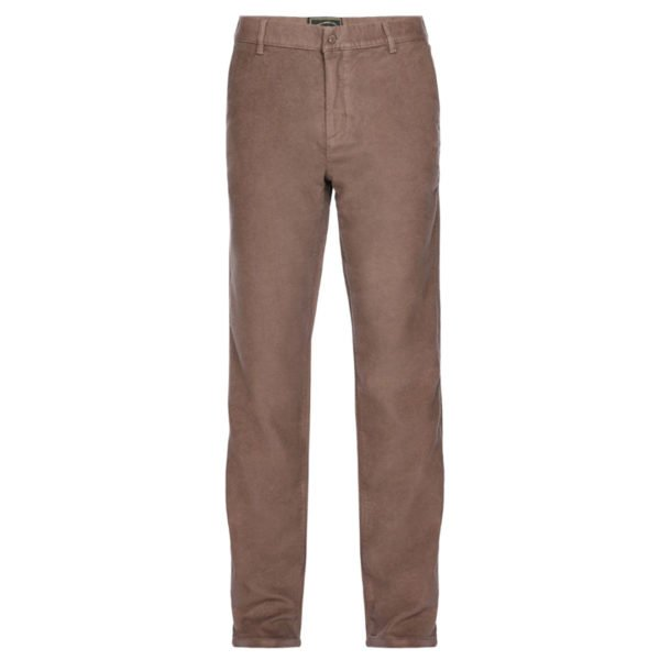 James Purdey Lightweight Moleskin Chinos Mole
