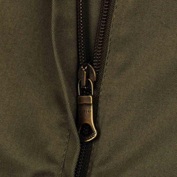 James Purdey Quail Shooting Vest Khaki Green 5