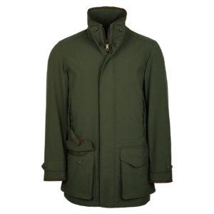 James Purdey Snipe Shooting Jacket Green 4