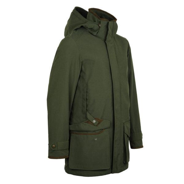 James Purdey Snipe Shooting Jacket Green 5
