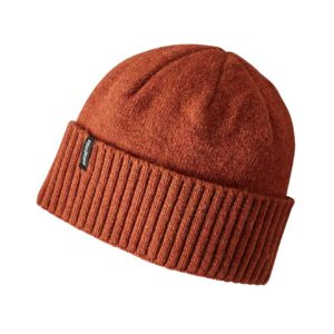 Patagonia Brodeo Beanie Hat Copper Ore