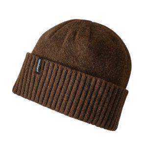 Patagonia Brodeo Beanie Hat Timber Brown