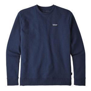 Patagonia P-6 Label Uprisal Crew Sweatshirt Classic Navy