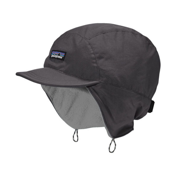 Patagonia Shelled Synch Duckbill Cap Forge Grey