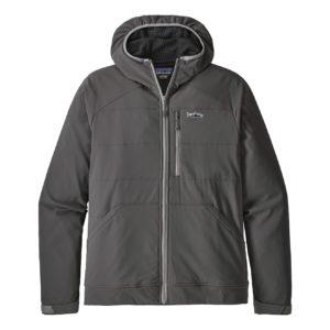 Patagonia Snap Dry Hoody Fishing Jacket Forge Grey