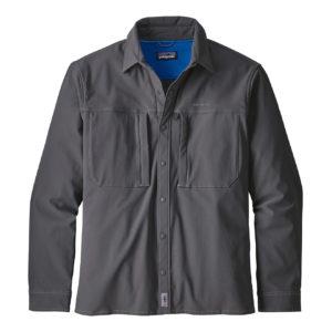 Patagonia Snap Dry Shirt Forge Grey