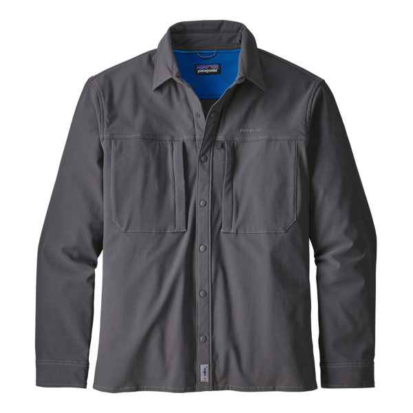 Patagonia Snap Dry Shirt Forge Grey