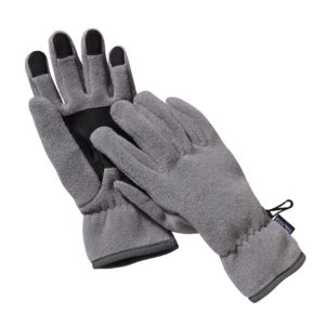 Patagonia Synch Gloves Nickel