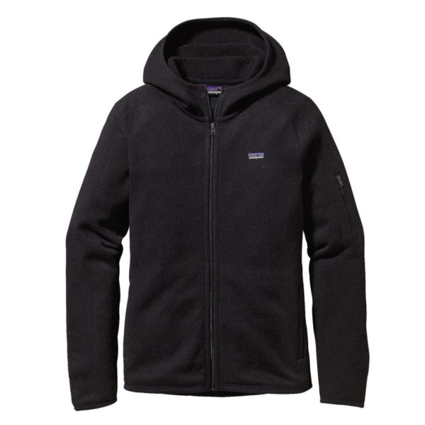 Patagonia-Womens-Better-Sweater-Hoody-Fleece-Black-1024x1024