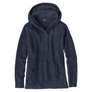 Patagonia Womens Off Country Hoody Navy Blue