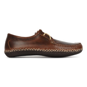 Quoddy Camp Shoe Chromexcel Brown 3