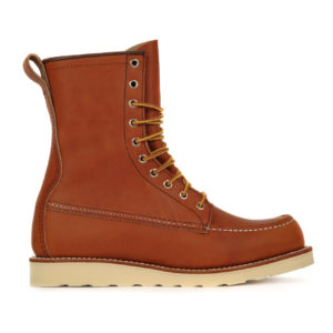 "Red Wing 8"" Classic Moc Boot Brown"