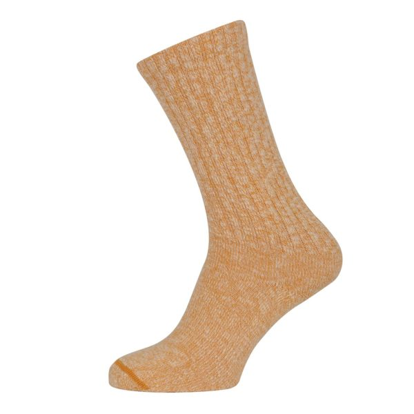 Red Wing Cotton Ragg Socks Hay White