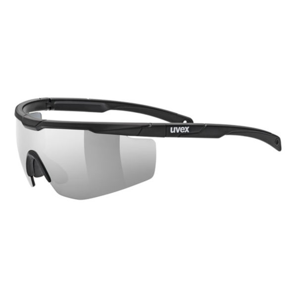 UVEX Sportstyle 117 Glasses Black Mat White