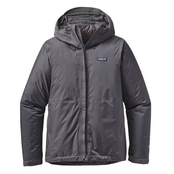 patagonia Insulated Torrentshell Jacket Forge Grey