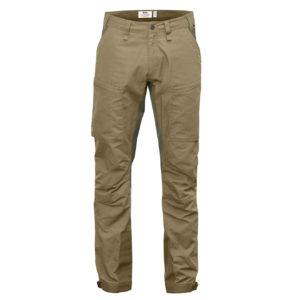 Fjallraven Abisko Lite Trekking Trousers Long Leg Sand