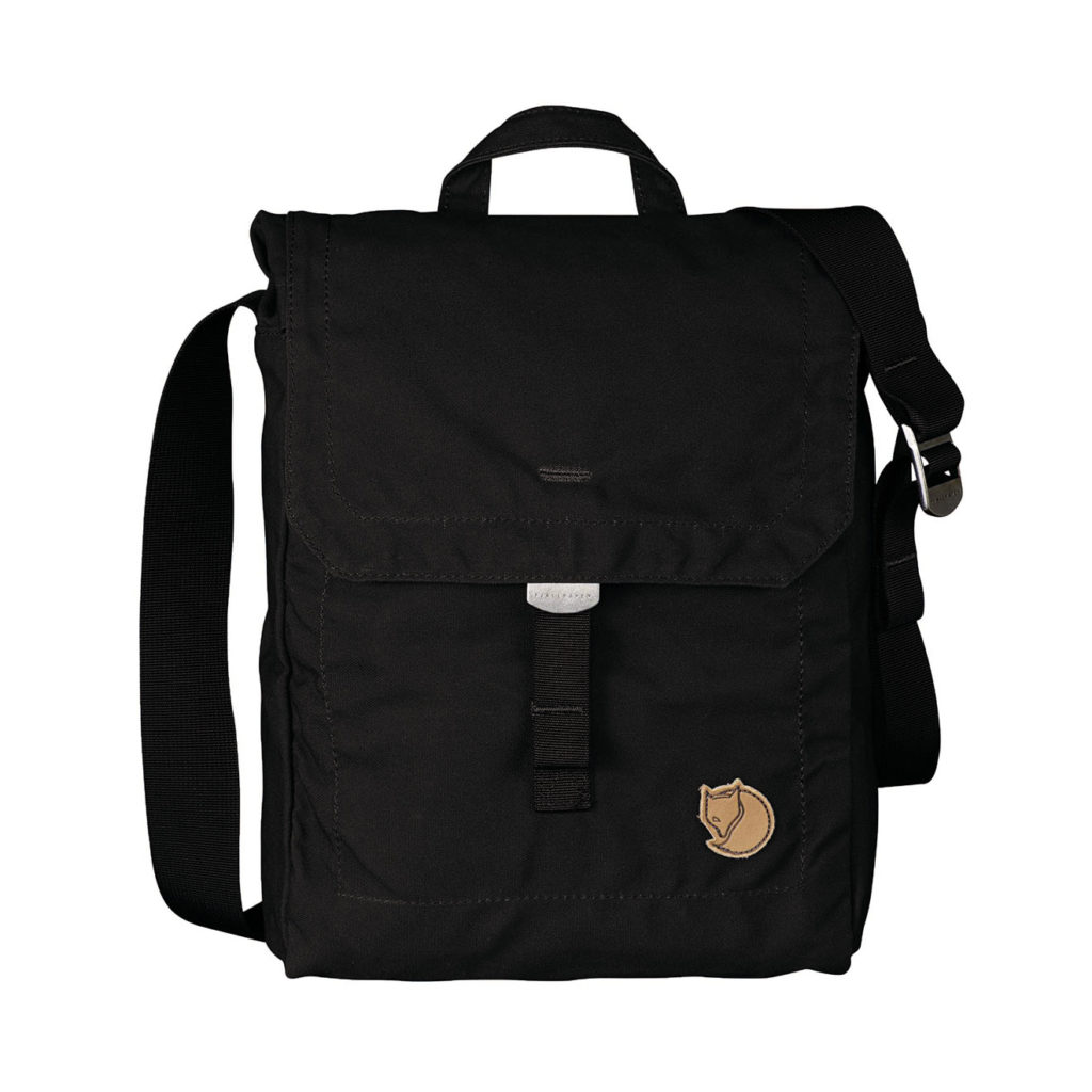 Fjallraven Foldsack No. 3 Black