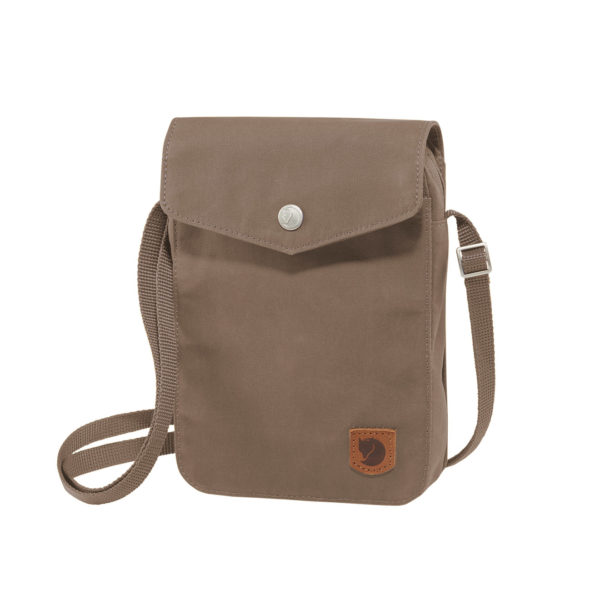 Fjallraven Greenland Pocket Bag Dark Sand