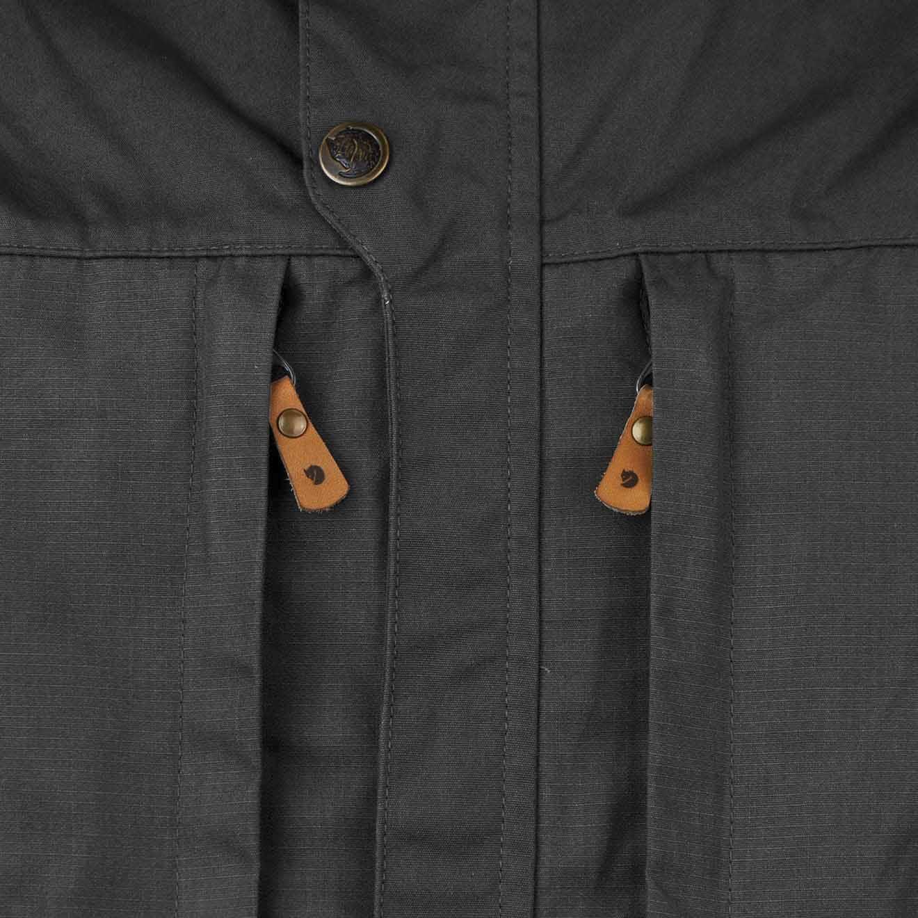 goed uit x waar te kopen bespaar Fjallraven Skogso Jacket Dark Grey - The Sporting Lodge
