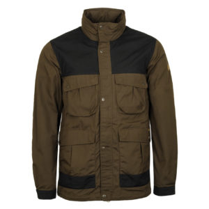 Fjallraven Telemark Jacket Dark Olive Black