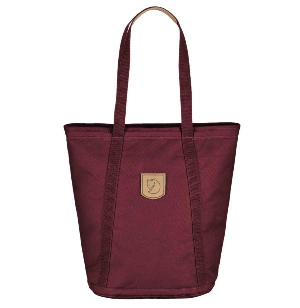 Fjallraven Totepack No. 4 Tall Dark Garnet