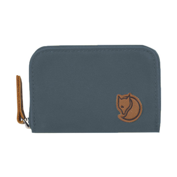 Fjallraven Zip Card Holder Dusk
