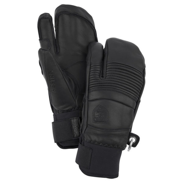 Hestra Leather Fall Line 3 Finger Glove