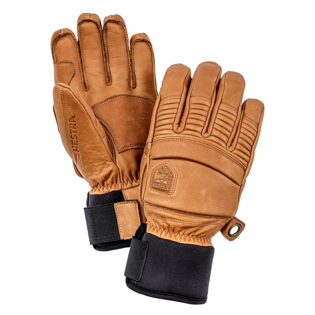 Hestra Leather Fall Line 5 Finger Cork