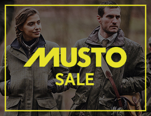 Musto at The Sporting Lodge