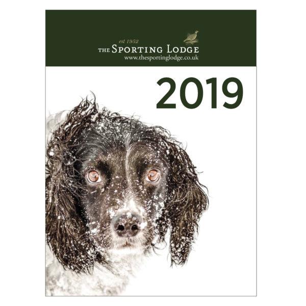 The Sporting Lodge 2019 Dog Calendar