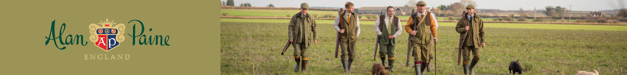 Alan Paine Country Wear Collection at The Sporting Lodge