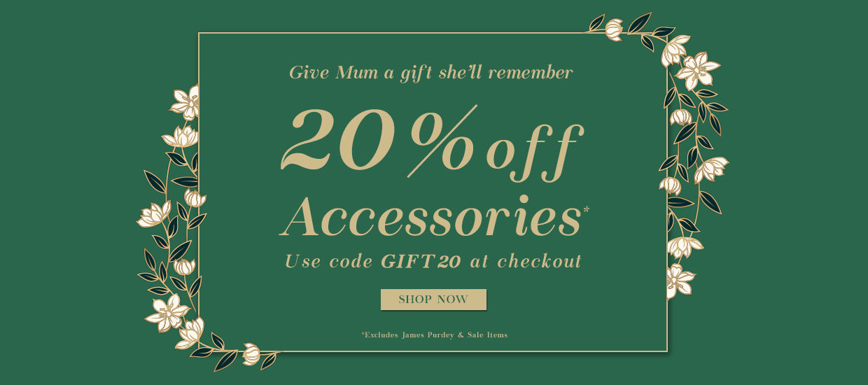 20% off Accessories - The Sporting Lodge
