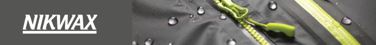 Nikwax Waterproofing Products at The Sporting Lodge