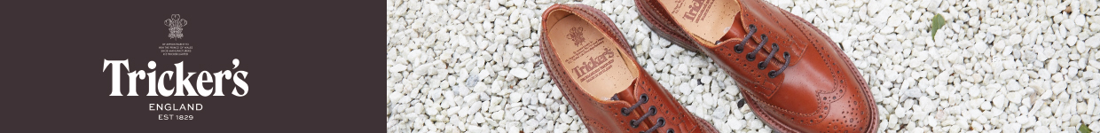 Trickers Highest Quality Leather Shoes and Boots at The Sporting Lodge