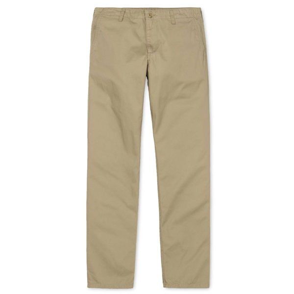 Carhartt Club Pant Reg Leg Leather Rinsed