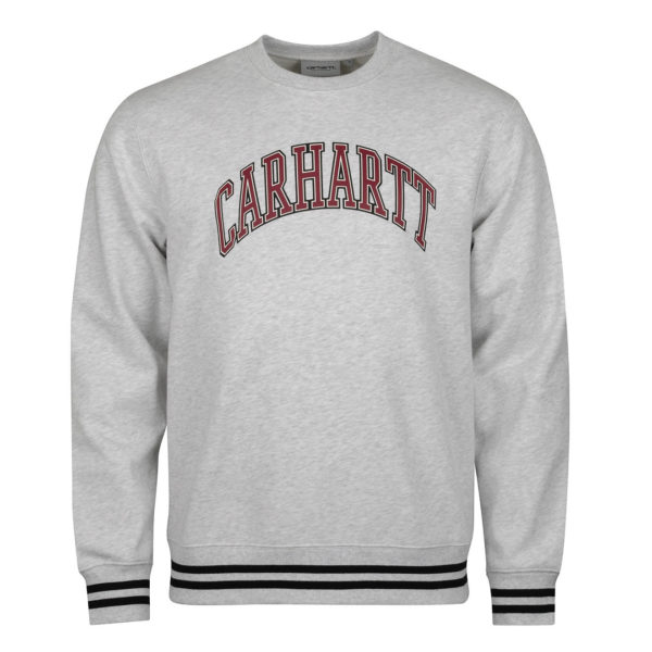 Carhartt Knowledge Sweat Ash Heather