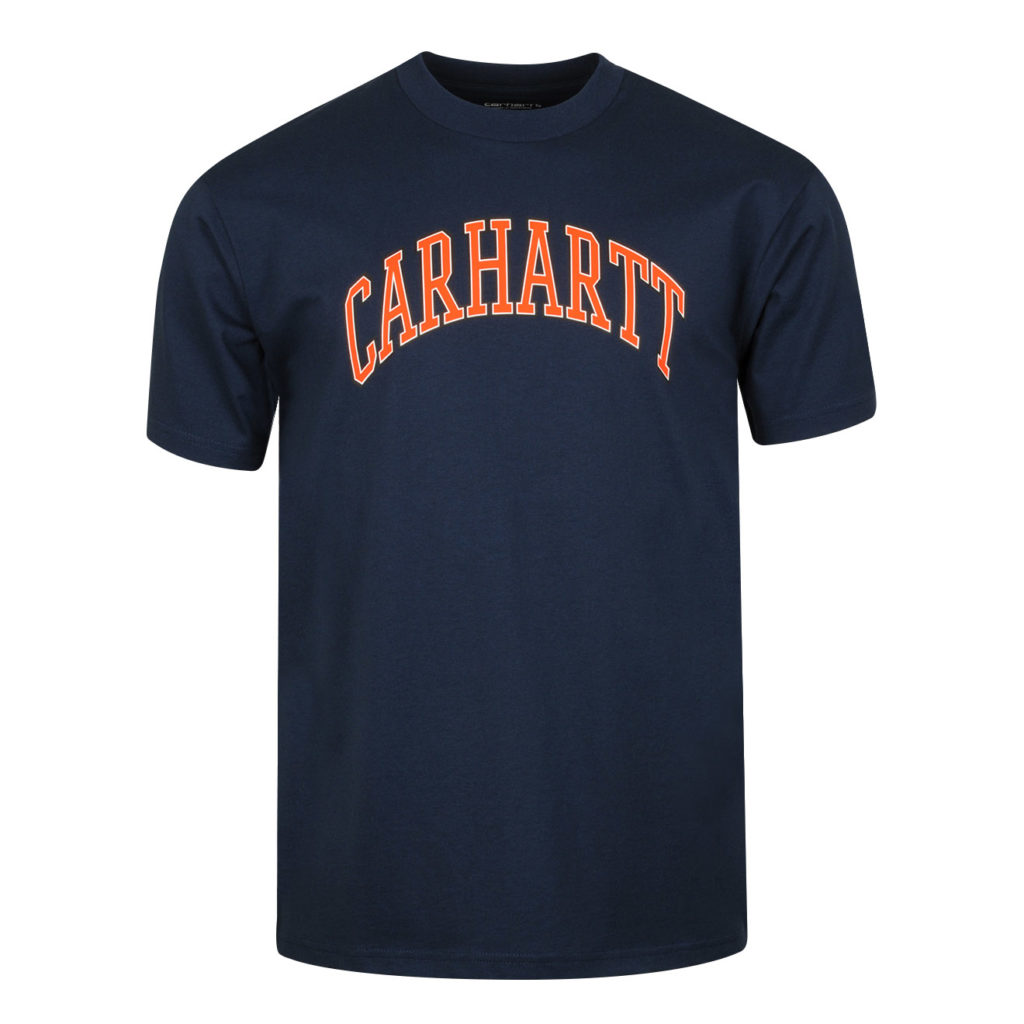 Carhartt Knowledge T-Shirt Blue