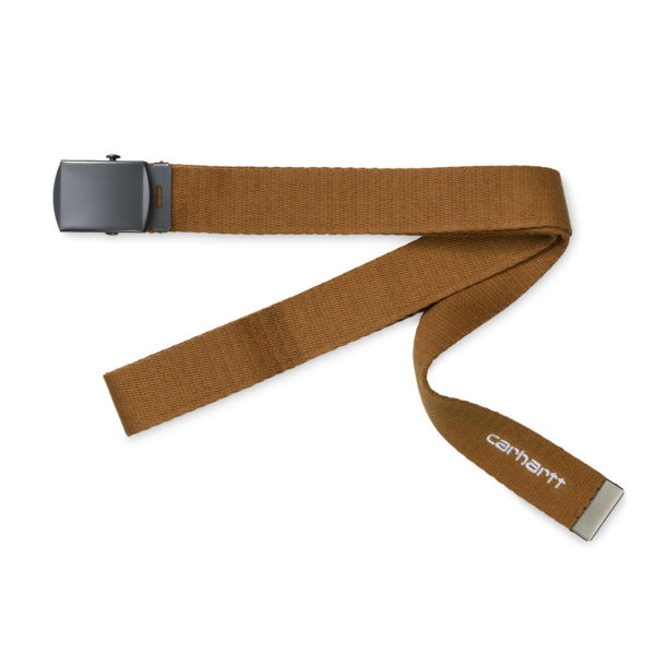 Carhartt Orbit Belt Hamilton Brown White