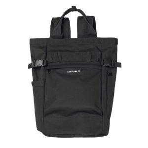 Carhartt Payton Carrier Backpack Black White