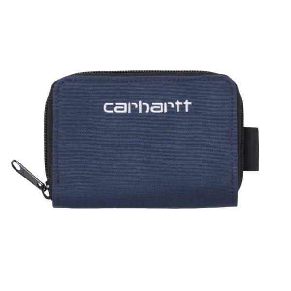 Carhartt Payton Wallet Blue White