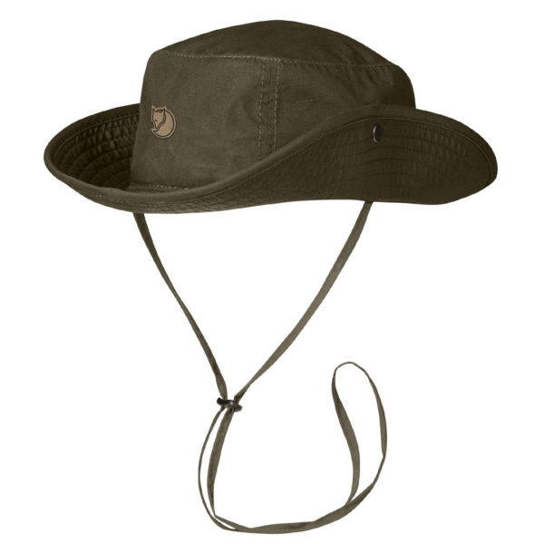 Fjallraven Abisko Summer Hat Dark Olive