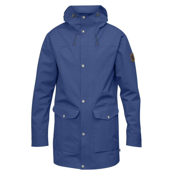 Fjallraven Greenland Eco Shell Jacket Jacket Deep Blue