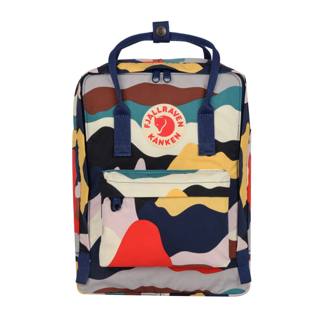 Fjallraven Kanken Art 13 Laptop Backpack Summer Landscape