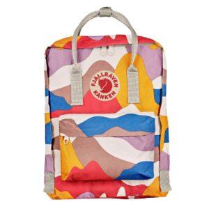 Fjallraven Kanken Art 15″ Laptop Backpack Spring