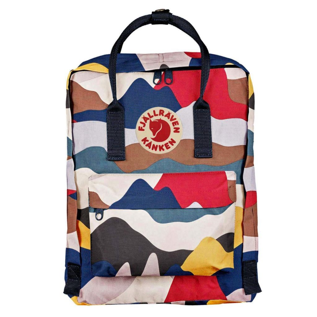 Fjallraven Kanken Art 15″ Laptop Backpack Summer Landscape
