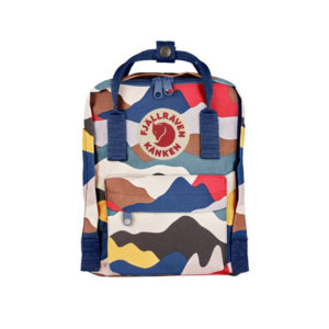 Fjallraven Kanken Art Mini Backpack Summer Landscape